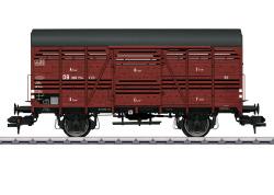 Güterwagen Viehtransport DB