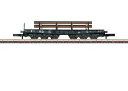 Schwerlasttransportwagen DB, Ep. III