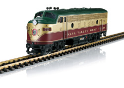 Napa Valley Diesellok F7 A Ep. VI