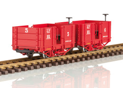 Set Personenwagen Grizzly Flats