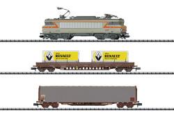 Startpackung Güterzug in Frankreich