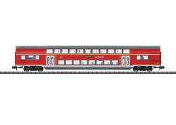 Doppelstockwagen Service DB Regio