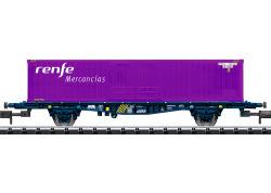 Containertragwagen der RENFE
