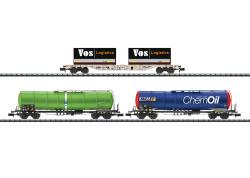 Güterwagen-Set Schweiz Ep. VI