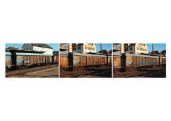 $$ Minitrix Güterwagen-Set  Ealnos der NS