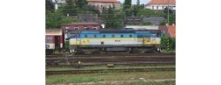 Diesellok  Serie 750 der ZSSK