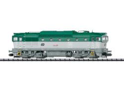 Diesellok Serie 750 der CD