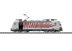 E-Lok Baureihe 186 Railpool