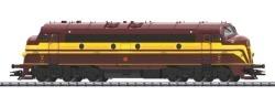 Diesellok NOHAB, CFL, Ep.III