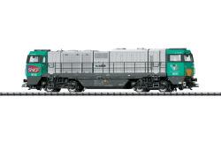 Schwere Diesellok G 2000, SNCF Fret, Ep. VI