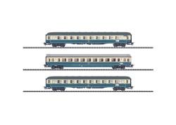 Personenwagen-Set IC Hohenstaufen Teil 2