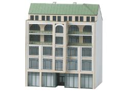 Bausatz Stadthaus im Jugendstil