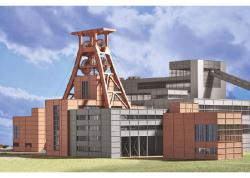 Bausatz Zeche Zollverein Teil 1