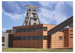 Bausatz Zeche Zollverein Teil 2