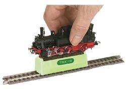 Trix H0 Locomotive Wheel Cleaning Brush.