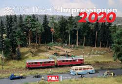 Kalender 2020 Modellbahn-Impressionen