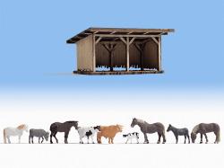Viehunterstand