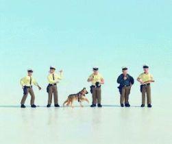 Polizisten, 6 Figuren