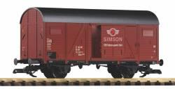 G-Ged. Güterwagen Simson DR Ep. IV