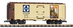 """G-Güterwagen SF """"Travel the"""