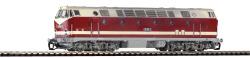 TT-Diesellok BR 119 DR IV, gealtert