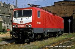 ~E-Lok BR 212 DR IV + PluX22 Dec.