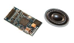ESU LokSounddekoder mit Lautsprecher für BR 245