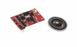 PIKO SmartDecoder 4.1 Sound mit Lautsprecher PluX22 (für RBe 4/4)