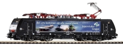 ~E-Lok BR 189 Bayernhafen VI + lastg. Dec.
