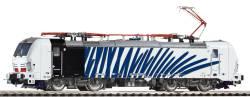 E-Lok Vectron Lokomotion VI, vier Pantos