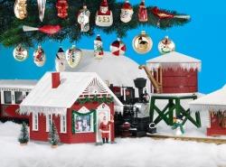Weihnachtsmann -Werkstatt