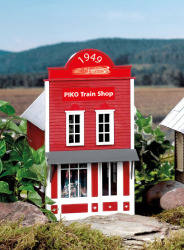PIKO Train Shop (Pre-Built)