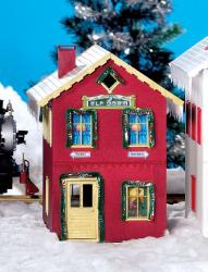 North Pole Elf Dorm (Pre-Built)