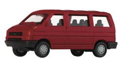 VW Bus T4 weinrot TT