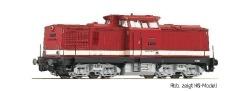 Diesellok BR 110, DR, Ep IV, Sound