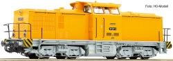 Diesellok 111 orange