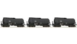 Set: Knickkesselwagen GATX 3-tl