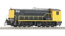 Diesellok Serie 2200 gelb/gr