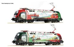 "Elektrolokomotive 1116 ""150 Jahre Brennerbahn"", ÖBB"