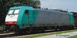 E-Lok BR 186 AC Alphatrain