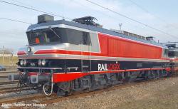 E-Lok 1618 Raillogix AC