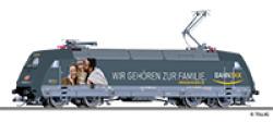 """Elektrolokomotive 101 023-0 """"Bahn BKK"""" der DB AG, Ep. VI"""