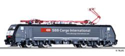 Elektrolokomotive BR 189 der MRCE / SBB Cargo International, Ep. VI