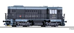 Diesellokomotive Reihe T448p der CTL Logistics (PL), Ep. V