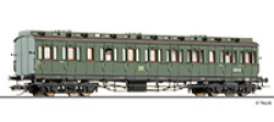 Reisezugwagen 2. Klasse mit Traglastenabteil der DR, Ep. III