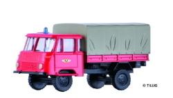 LKW Robur LO 1801 Pritsche/Plane Feuerwehr