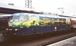 E-Lok BR 103 Touristik, DBAG, Ep.V