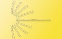 H0 Magirus Eckhauber mit rotierender Mischtrommel