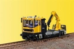 26111/H0 Robel Gleiskraftwagen 54.22, Funktionsmodell für 3-Leitersysteme