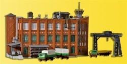 Z Fabrik aus der Gründerzeit mit Zubehör